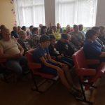 Pasiklausyti poezijos ir muzikos susirinko įvairaus amžiaus leckaviškių