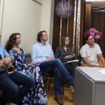 """""""Poezijos pavasario 2020"""" dalyviai Buknaičiuose"""