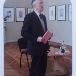 Rašytojo viešnagė Mažeikių viešojoje bibliotekoje 2008 m.