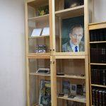 Skuodo R. Granausko viešojoje bibliotekoje saugomas ir poeto Stasio Jonausko atminimas