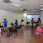 VR akinių užsiėmimo iniciatyvos Atverk duris vasarą dalyviai (2)