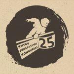 Knygų pristatymo konkurso logotipas