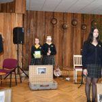 Renginyje eiles skaitė Židikų Marijos Pečkauskaitės gimnazijos moksleiviai
