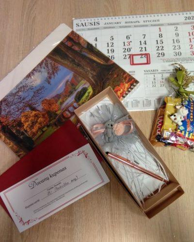 """Prizai konkurso """"Laiškas bibliotekai"""" nugalėtojams"""