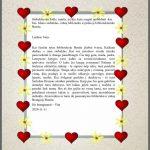 Vitos V. laiškas