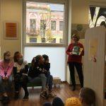 Metų knygų vaikams pristatymas