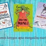 Linksmos knygos apie mergaičių nuotykius