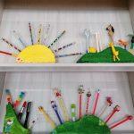 Pieštukų įvairovė
