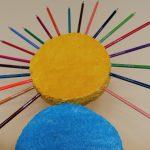 Pieštukų saulė