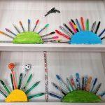 Spalvoti rašikliai