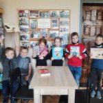 Vaikų perskaitytos knygos