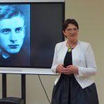 Apie V. Mačernį mintimis pasidalijo mokytoja Laima Skabickienė