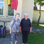 Vyresniosios kartos laižuviškės dar prisimena šį tragišką Lietuvos istorijos laikotarpį