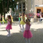 Mažieji šokėjėliai