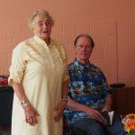 Meilė Kudarauskaitė pikeliškiams kalbėjo apie lietuvių kalbos grožį