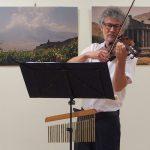 Smuikininkas Darius Krapikas