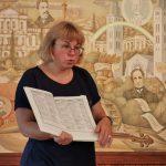 Apie L. Ivinskį pasakoja Oginskių kultūros istorijos muziejaus edukatorė Audronė Gečienė