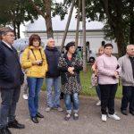 Žemaičių vyskupystės muziejaus vedėjas Antanas Ivinskis apie L. Ivinskį pasakojo ir Varniuose, ir Kolainiuose