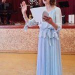 Aktorė Virginija Kochanskytė skaito poeto eiles