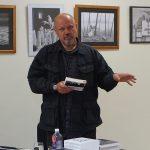 Apie L. Andriekų pasakoja knygos redaktorius D. Milašauskas