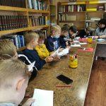 Renginys Viekšnių bibliotekoje
