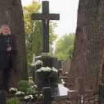 Prie Vienažindžio kapo