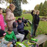 Vaikai noriai išbando sensorines priemones